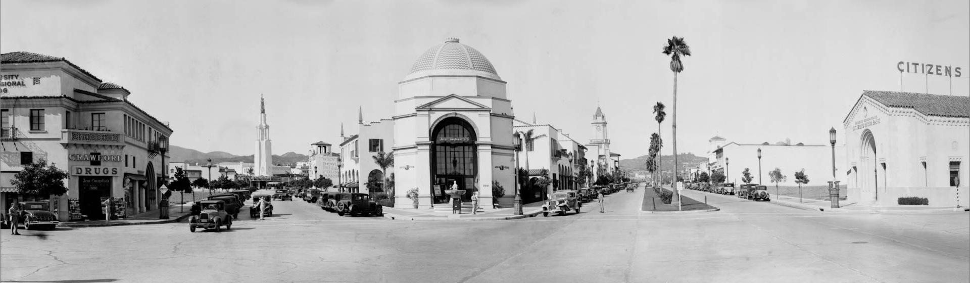 westwood-village-1932